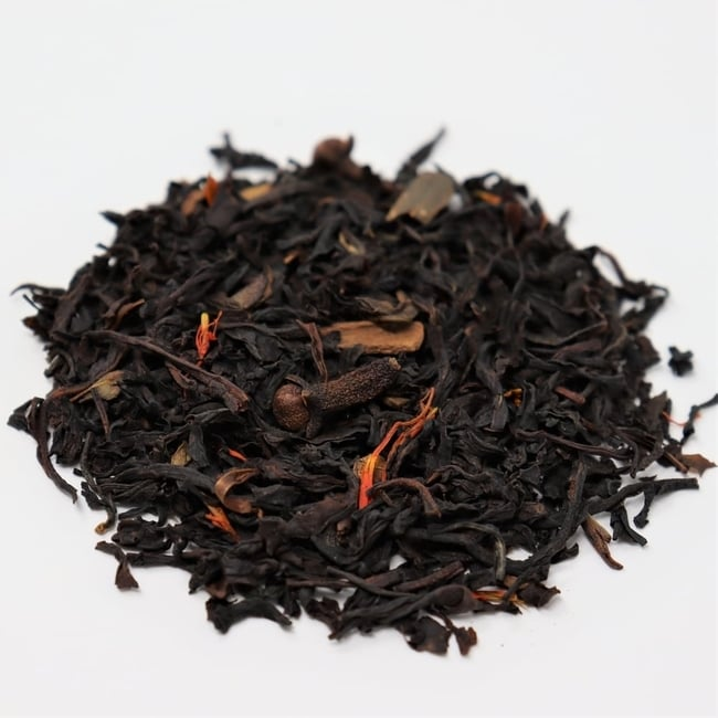 BLACK TEA | Mistletoe Mulled Wine