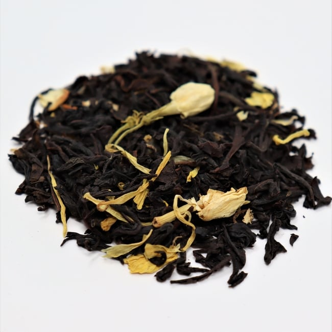 BLACK TEA | Canadian Maple Cream