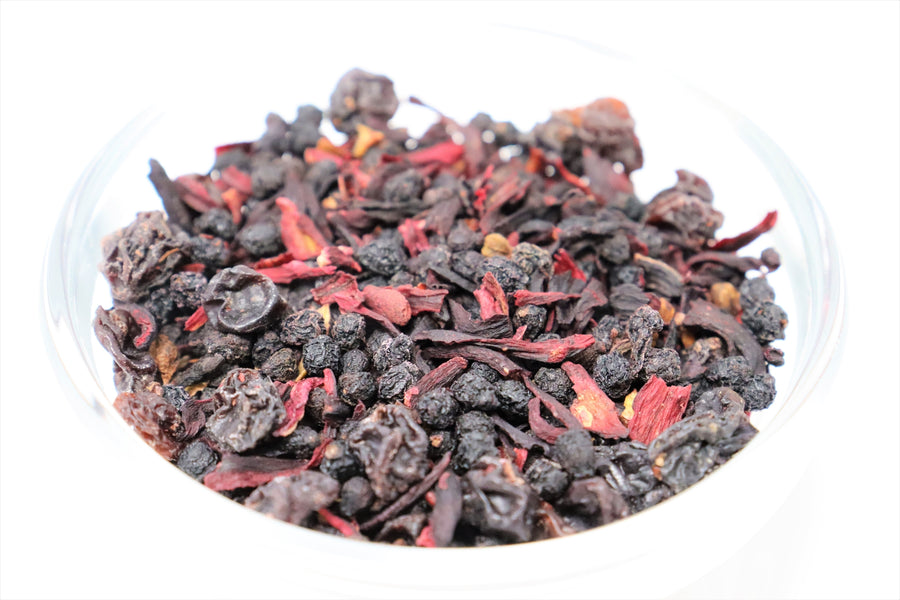 mashup teas berry sangria flavoured fruit and herb iced tea blend
