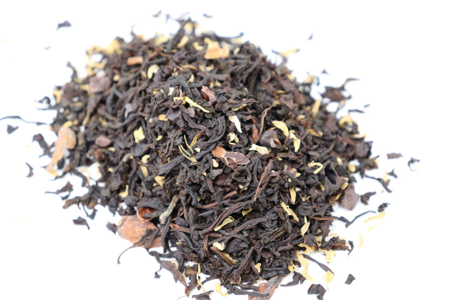 BLACK TEA | Chocolate Kiss