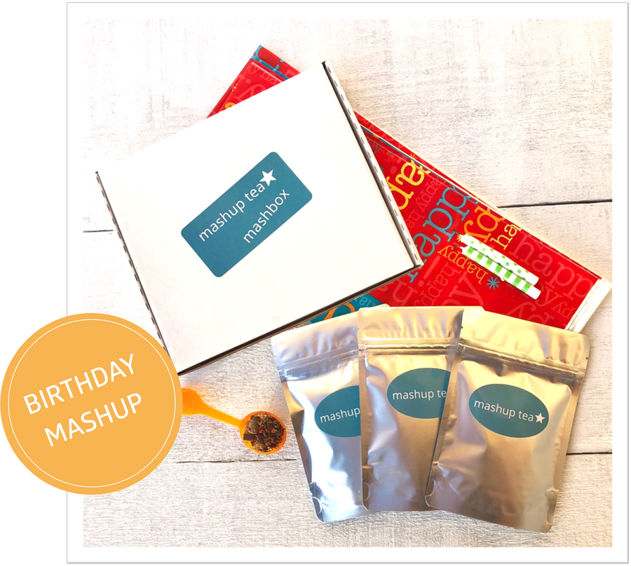 mashup teas birthday pick and mix mashbox of loose leaf tea