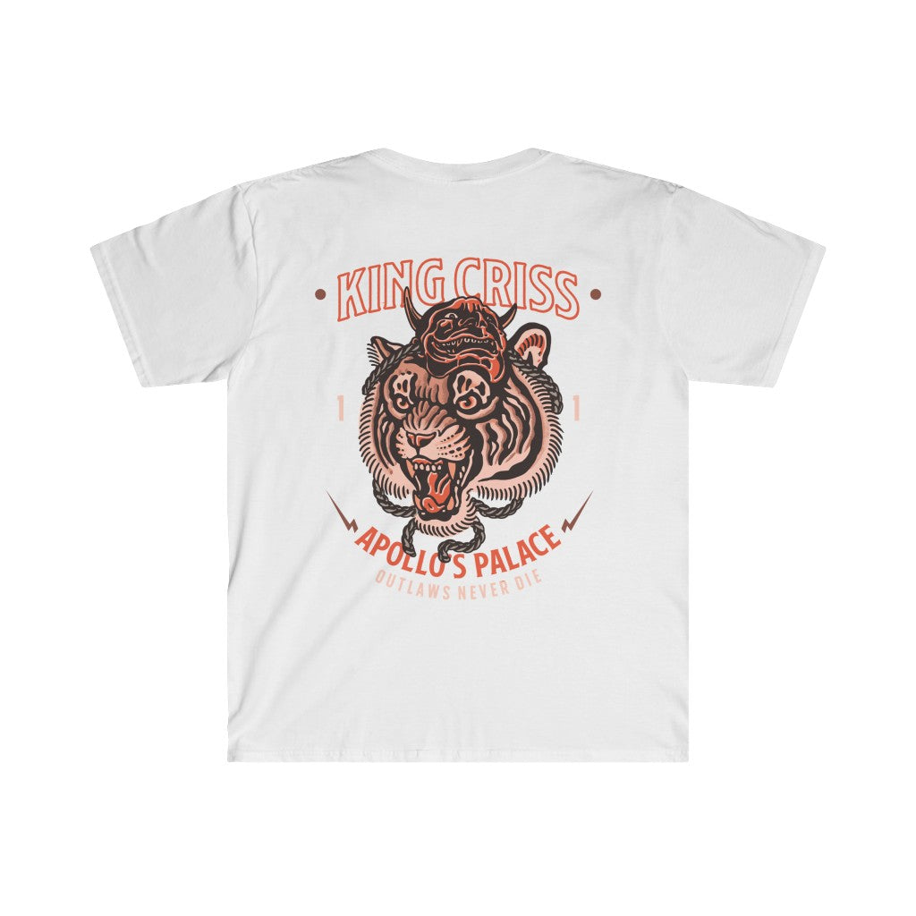 King Criss 1/1 AP tee