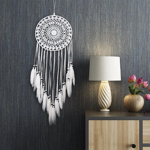 Handmade Crochet Dreamcatcher