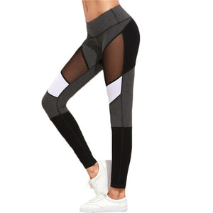 Metropolis Grey Leggings