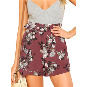 Ainsley Floral Shorts