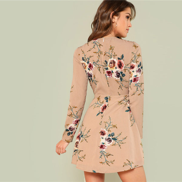 Windsor Floral Dress