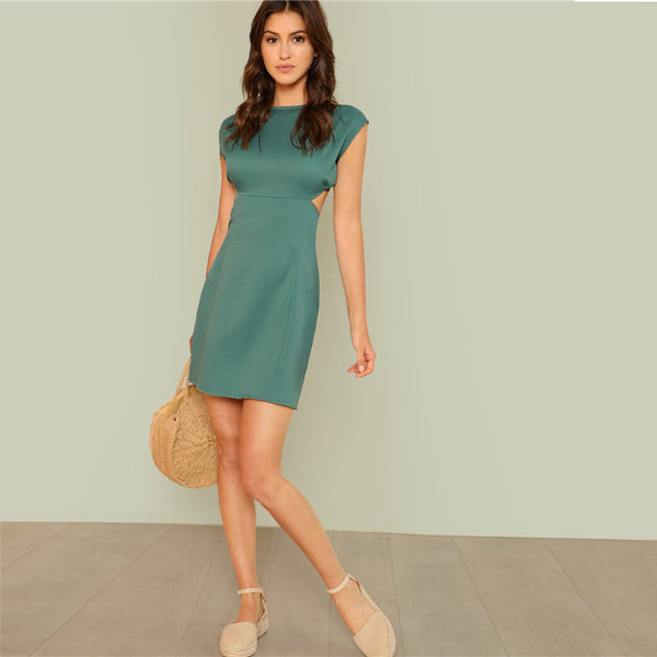 Sicily Cut Out Dress
