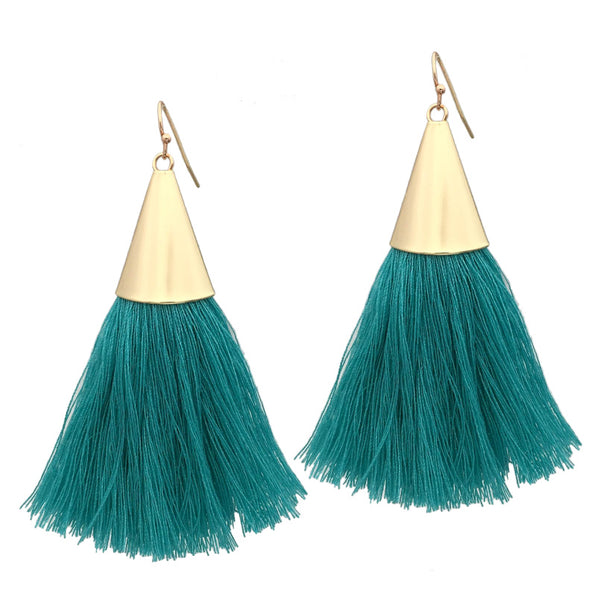 Sassy Tassel Earrings