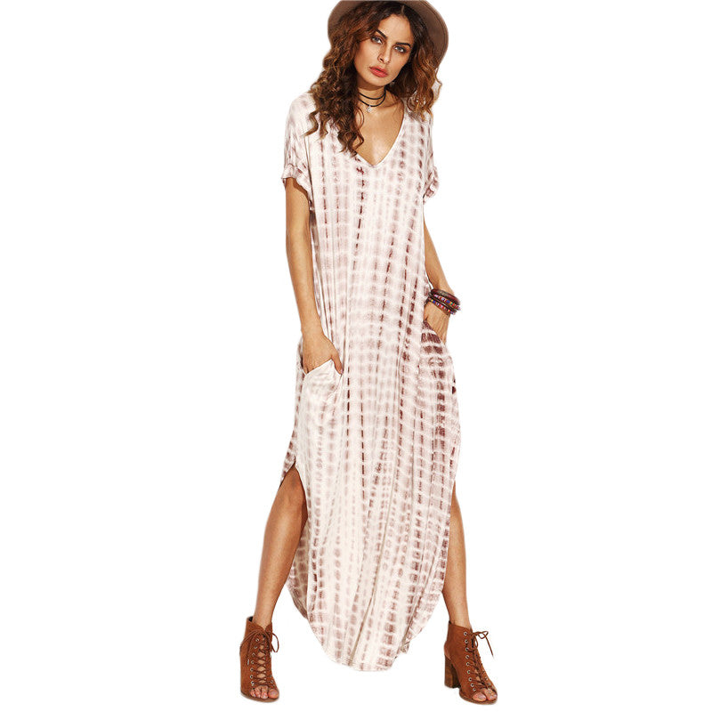 Ride Or Dye Maxi Dress