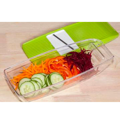 Image of MAIRICO Mandoline Slicer with Container