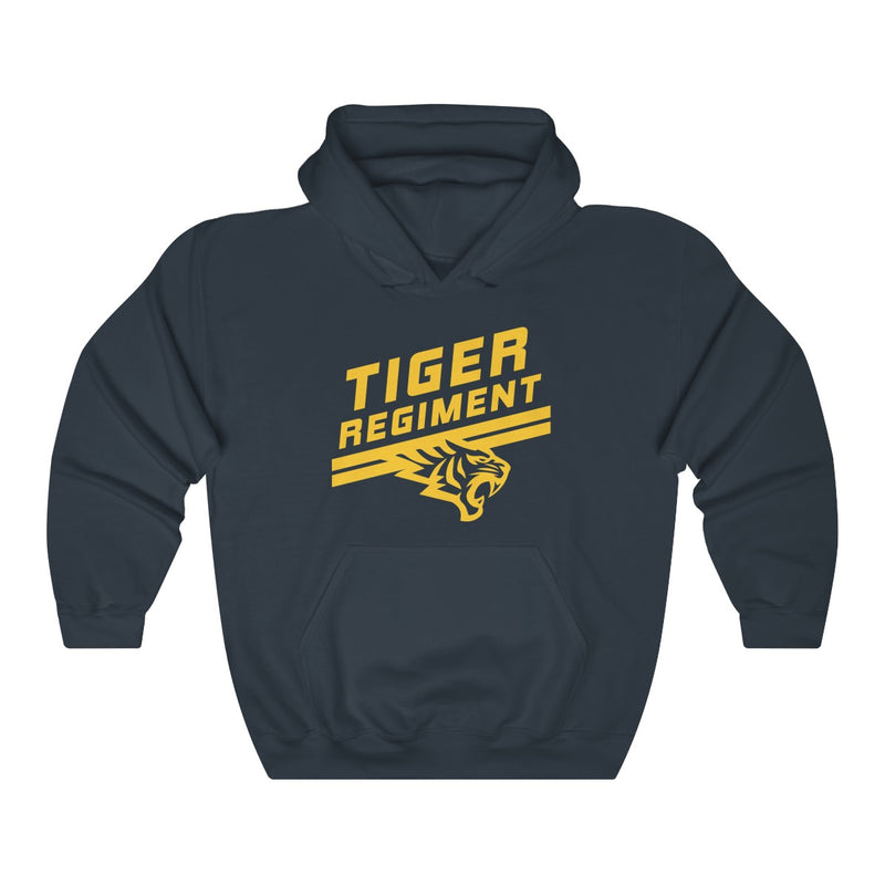 Tiger Regiment Hoodie - Marching Band Gear