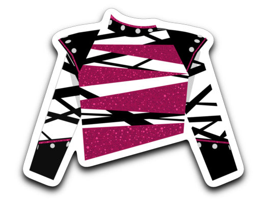 Cadets 2018 The Unity Project Uniform Sticker - Marching Band Gear
