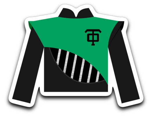 Thousand Oaks High School Marching Band Sticker - Marching Band Gear