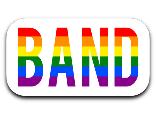 Band Pride Sticker - Marching Band Gear