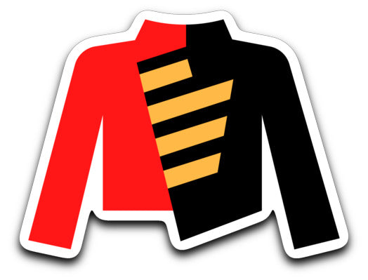 Etiwanda High School Marching Band Uniform Sticker - Marching Band Gear