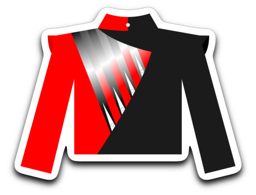 Ayala High School Marching Band Uniform Sticker - Marching Band Gear