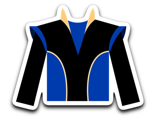 East Irondequoit Indoor Percussion 2019 Sticker - Marching Band Gear