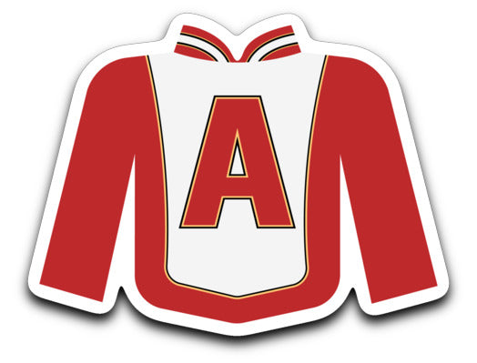 Arcadia High School Marching Band Uniform Sticker - Marching Band Gear