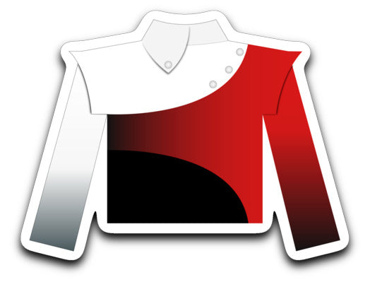 American Fork High School New Uniform Sticker - Marching Band Gear