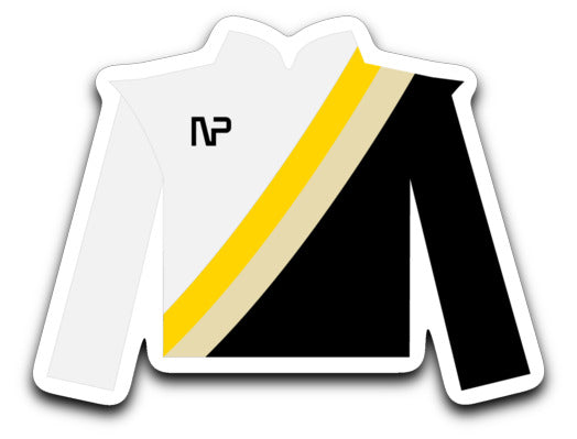 Newbury Park High School Marching Band Uniform Sticker - Marching Band Gear