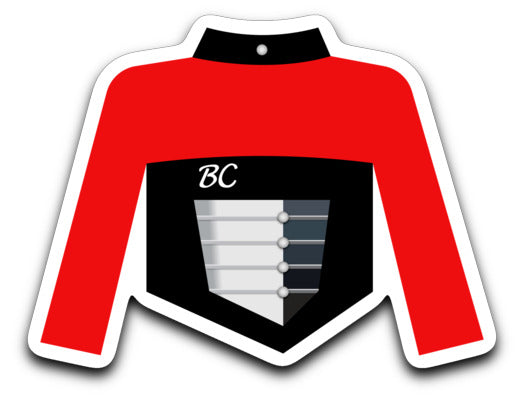 Boulder Creek High School Marching Band Sticker - Marching Band Gear