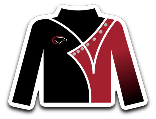 Cumberland Valley High School Marching Band Sticker - Marching Band Gear