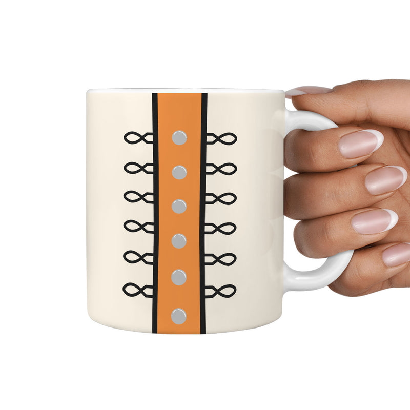 University of Tennessee Marching Band Mug - Marching Band Gear