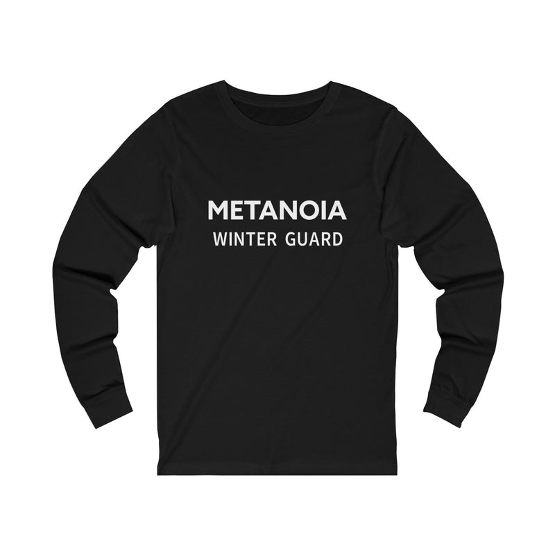 Metanoia Winter Guard Long Sleeve T-Shirt - Marching Band Gear