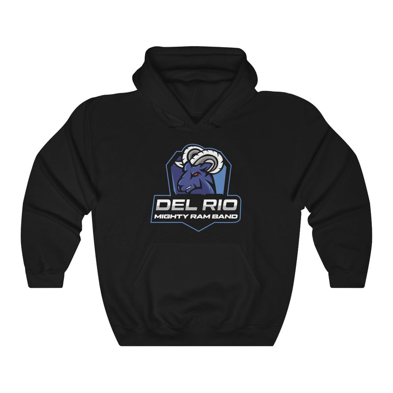 Del Rio Mighty Ram Band Hoodie - Marching Band Gear
