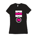 Women's Spin Spin Spin T-Shirt - Marching Band Gear