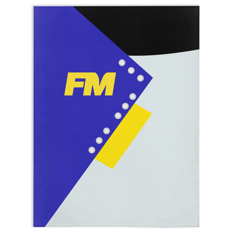 Fort Mill High School Marching Band Blanket