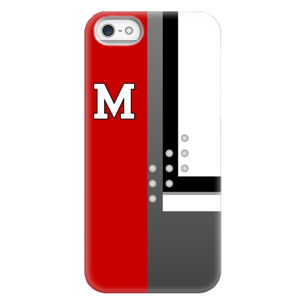 Martin High School Marching Band Phone Case - Marching Band Gear