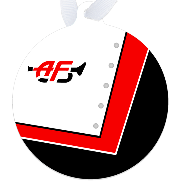 American Fork High School Marching Band Ornament - Marching Band Gear