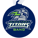 Discovery High School Band Ornament - Marching Band Gear