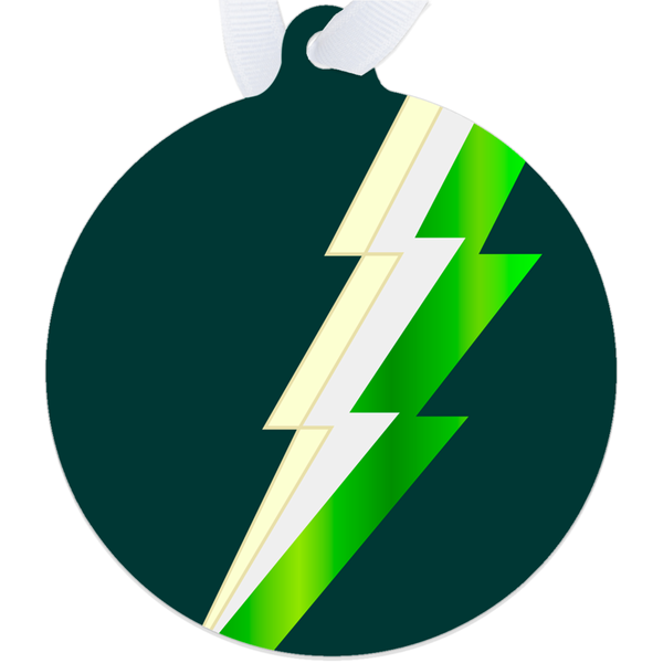 Edison High School Marching Band Ornament - Marching Band Gear