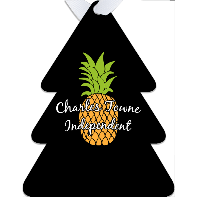 Charles Towne Independent Christmas Ornament - Marching Band Gear