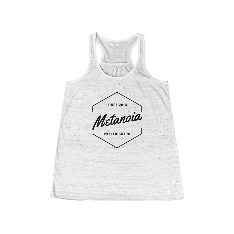 Women's Metanoia Since 2018 Extra Soft Racerback Tank Top - Marching Band Gear