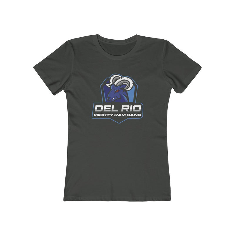 Women's Del Rio Mighty Ram Band T-Shirt - Marching Band Gear