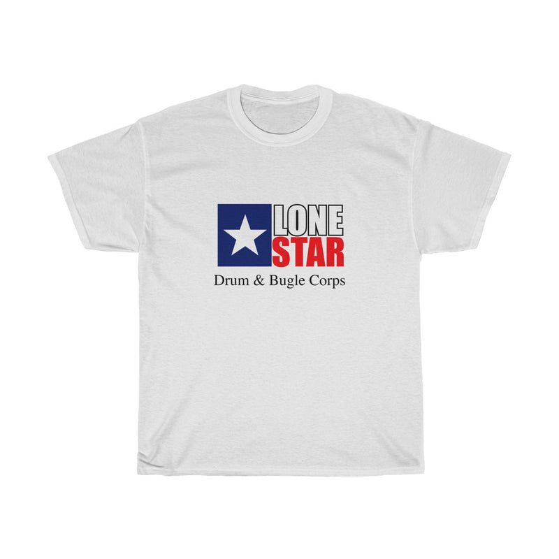 Lone Star Drum and Bugle Corps Vintage Logo T-Shirt