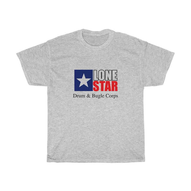 Lone Star Drum and Bugle Corps Vintage Logo T-Shirt - Marching Band Gear