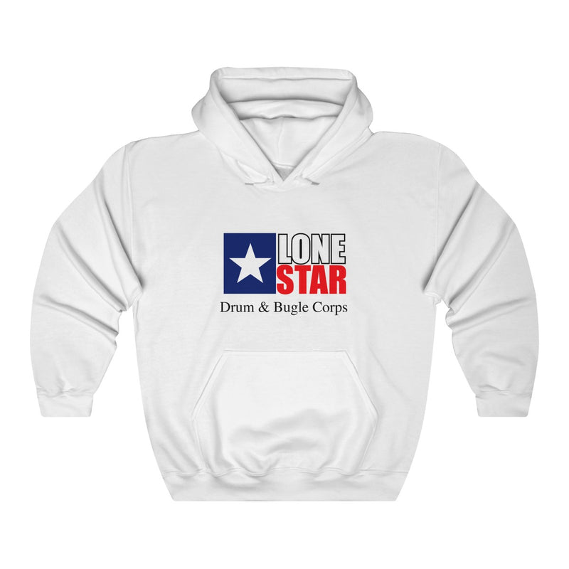 Lone Star Drum and Bugle Corps Vintage Logo Hoodie