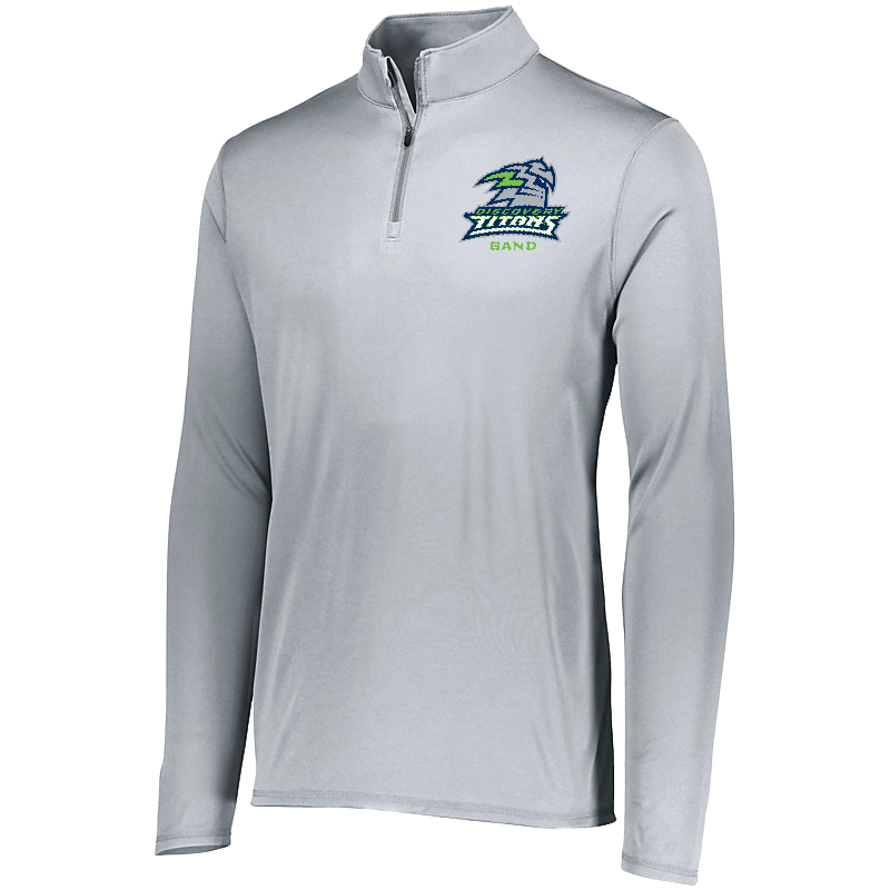 Discovery High School Band 1/4 Zip Pullover - Marching Band Gear