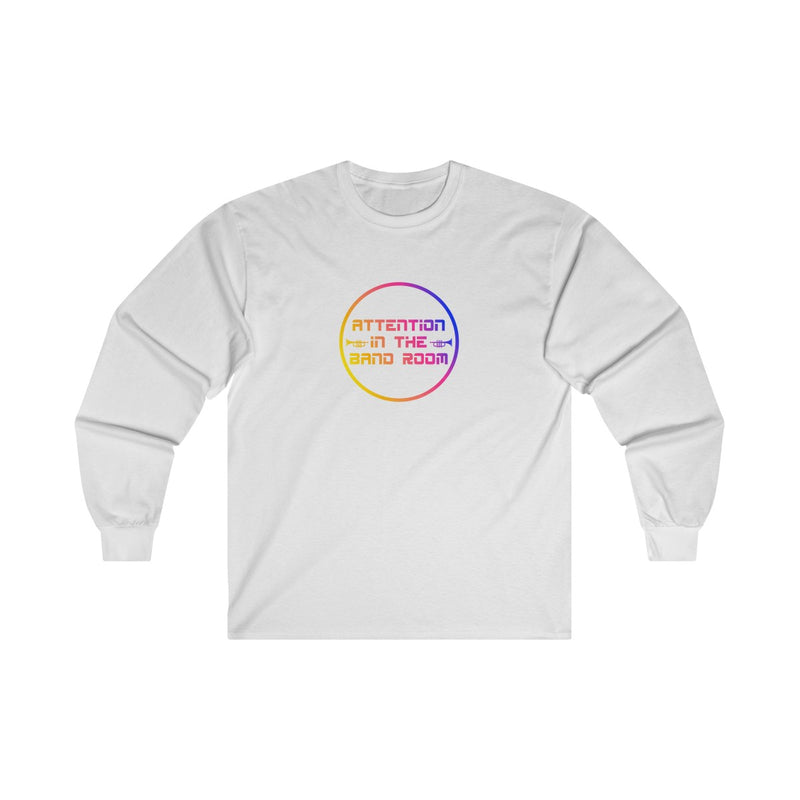 Ultra Cotton Long Sleeve T-Shirt - Marching Band Gear