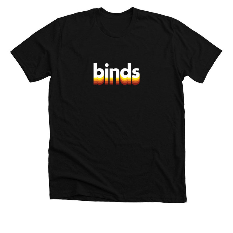 BINSIDES Fall Collection T-Shirt - Marching Band Gear