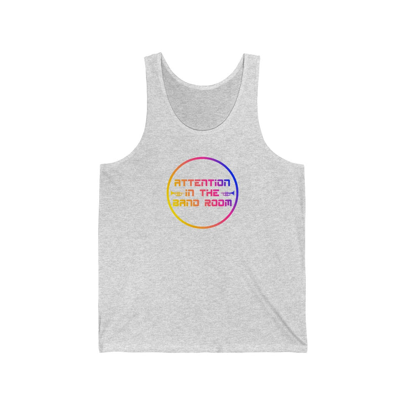 Unisex Jersey Tank - Marching Band Gear