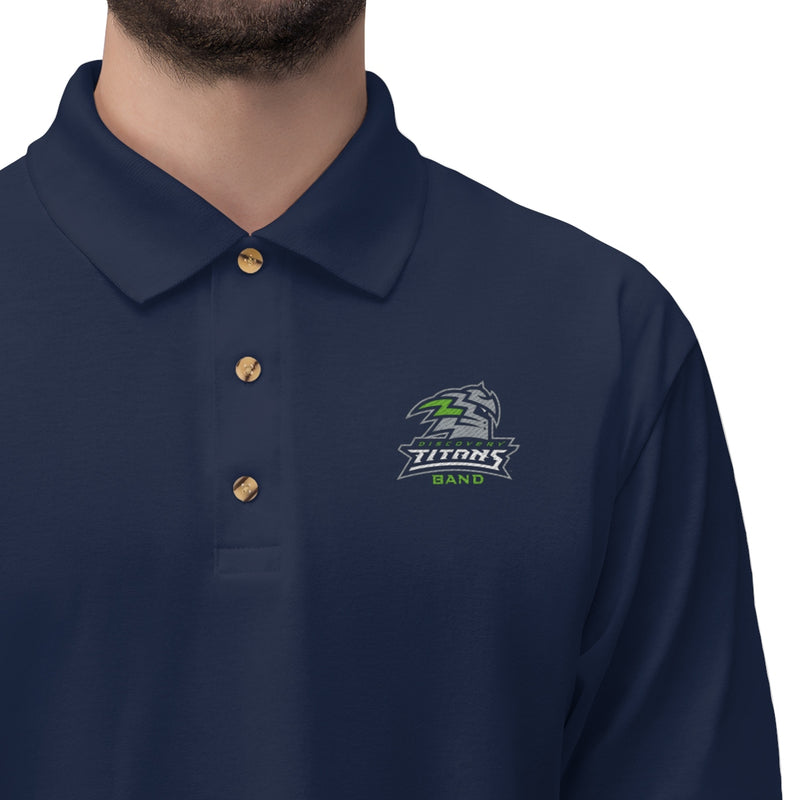 Discovery High School Band Polo - Marching Band Gear
