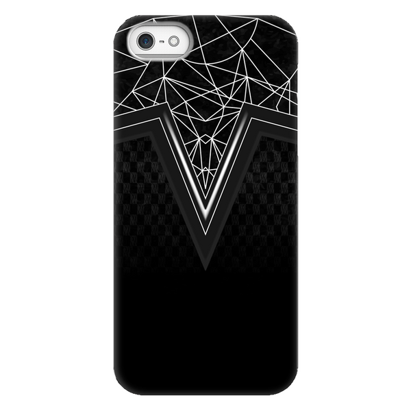 Vandegrift High School Marching Band 2019 Drum Major Phone Case