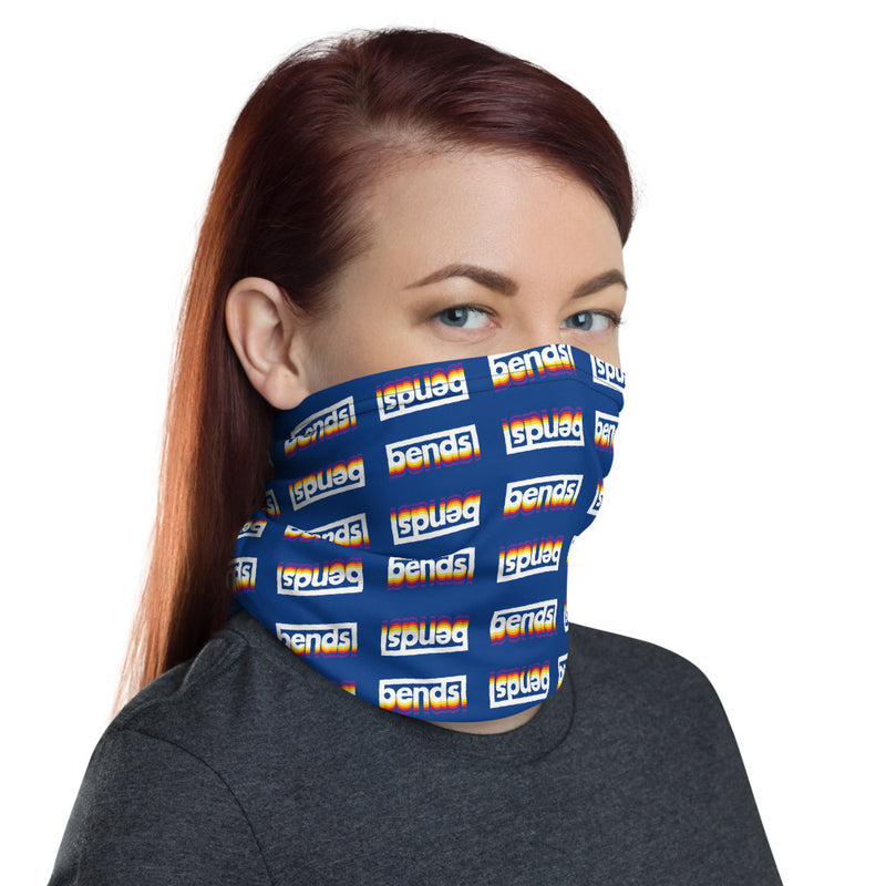 BENDS Neck Gaiter - Marching Band Gear