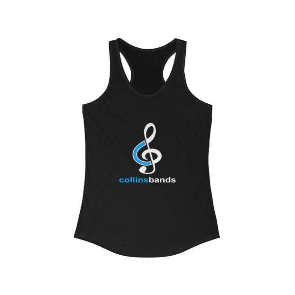 Women's Collins Bands Racerback Tank Top - Marching Band Gear