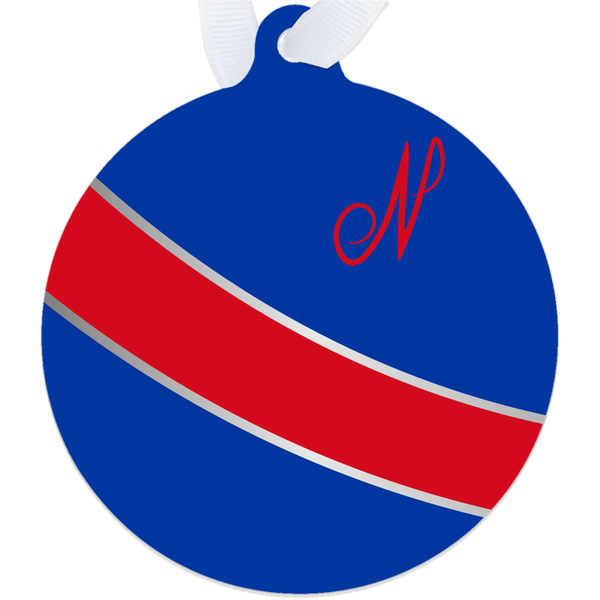 Norwood High School Marching Band Ornament